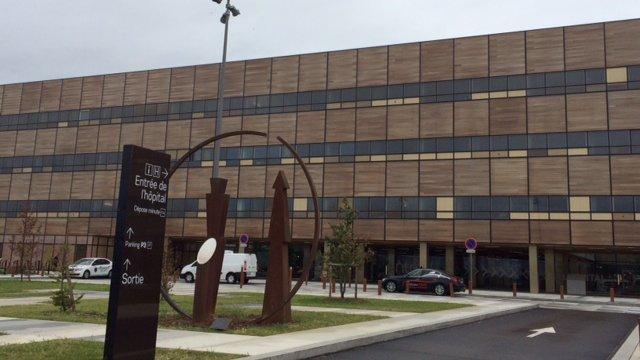 La fusion des hôpitaux de Belfort et de Montbéliard: hôpital Trévenans