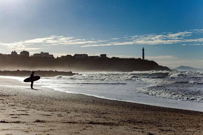 Qu'est-ce qui fait d'Anglet une destination incontournable du Pays-Basque?