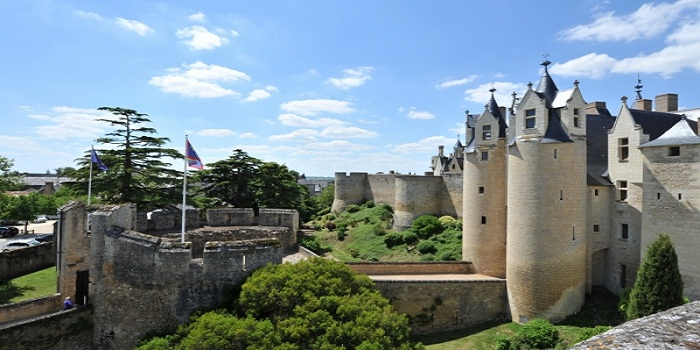 Montreuil-Bellay, un lieu propice à la détente au Pays de la Loire