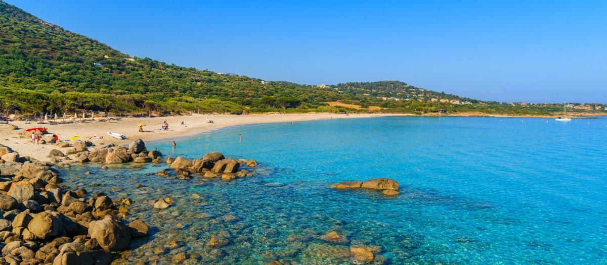 Mes vacances entre copines en Corse